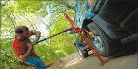 Реечный домкрат – как поднять 5 тонн вручную?