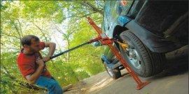 Фото - Реечный домкрат – как поднять 5 тонн вручную?