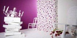 Оклейка стен разными обоями – удивительные комбинации!