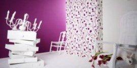 Фото - Оклейка стен разными обоями – удивительные комбинации!