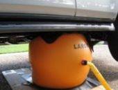 Фото - Пневматический домкрат – как поднять груз газом?