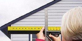 Как рассчитать угол наклона крыши – калькулятор Вашей выгоды