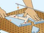Фото - Как и чем резать пенопласт с гарантией точности размеров?