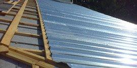 Обрешетка под профнастил – качественная основа для надежной крыши