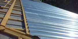 Фото - Обрешетка под профнастил – качественная основа для надежной крыши