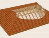 Четырехскатная крыша – чертежи и детальное обустройство!