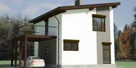 Стропильная система односкатной крыши – надежность с точным расчетом