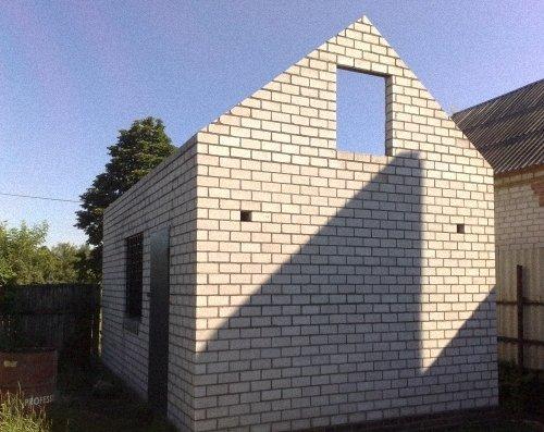 стоимость фронтонов крыши