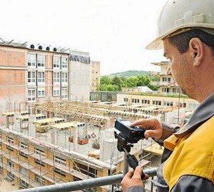 На фото - работа дальномером, miroshop.com.ua