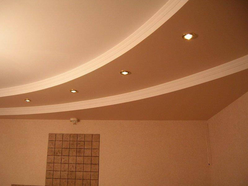 Ремонт потолка гипсокартоном в квартире своими руками