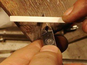 На фото - как заточить кусаки своими руками, artnail.biz