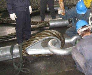 Фото стального каната для коуша, uni-met.ru