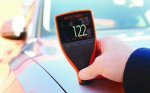 Фото как правильно измерять толщину лкп автомобиля магнитным толщиномером, ndt-geo.ru