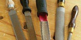 Рашпиль по дереву – инструмент для столяра
