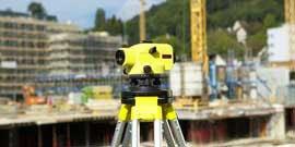 Фото - Оптический нивелир – находим разность уровней на местности