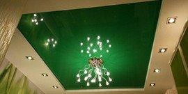 Как рассчитать натяжной потолок по материалам и стоимости?