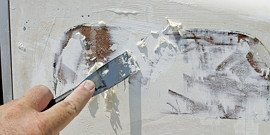 Скребок для снятия краски – оружие мастера или любителя?