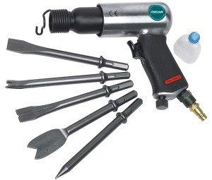 Электрический отбойный молоток – как работает агрегат?