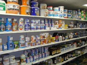 Фото строительных лаков, megastroyka.com.ua