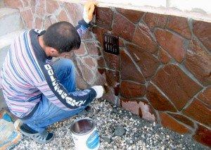 Фото полиуретанового лака по бетону и камню, mastera-fasada.ru