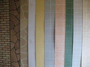 Фото листовых панелей ПВХ для ванной, samstro.ru