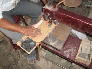 Фото самодельного лобзикового станка из швейной машины, ogodom.ru