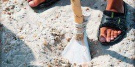 Фото штыковой лопаты из кости, vsobolev.com