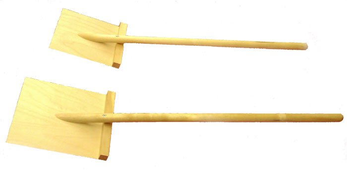 Деревянные лопаты для снега своими руками