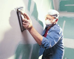 Знакомьтесь: терка для шлифовки стен после шпатлевки
