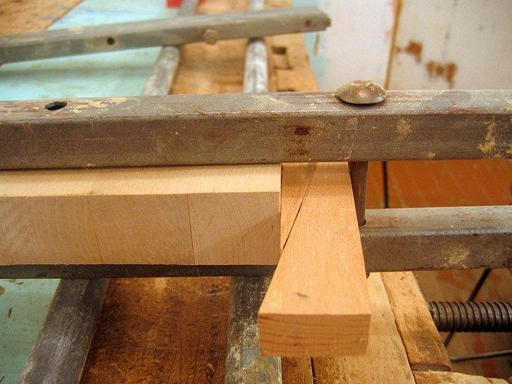 Изготовление щитов из дерева