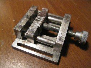 Фото самодельных тисков, forum.amadeus-project.com