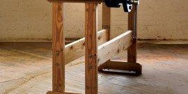 Мебель в мастерской – история вопроса