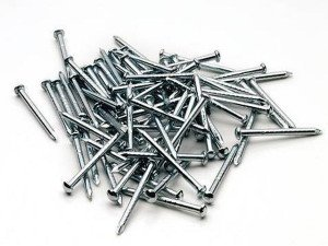 Толевые гвозди – особенность крепления стройматериалов