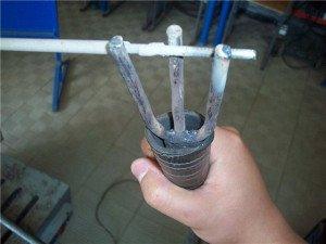 Фото самодельного электродержателя для сварки, forum.matrasnik.com