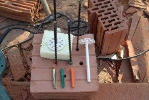 Фото крепления дюбеля в кирпич, kd-mayak.info