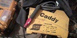 Электрододержатель винтового типа