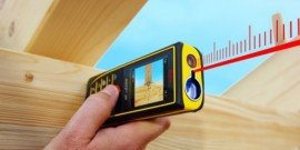 Лазерная рулетка – прогресс в измерении длины!