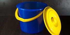 Фото - Ведра пластиковые – легкие на подъем!