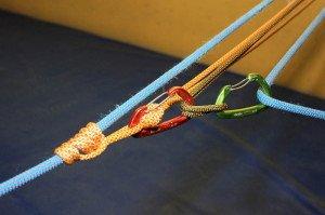 Способы крепления веревки к грузоподъемному механизму