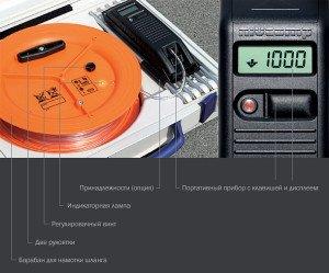 Фото гидростатического нивелира, mount-everything.com