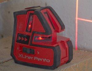 На фото - лазерный нивелир, condtrol.com