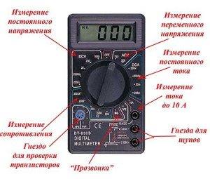 Фото устройства тестера сопротивления заземления, trigada.ucoz.com