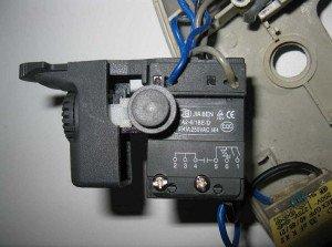 Как подключить кнопку дрели самостоятельно? фото