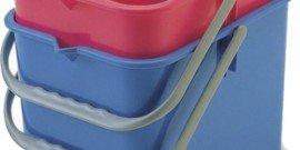 Фото квадратного пластикового ведра