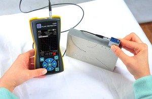 Выбраковка деталей с помощью ультразвука