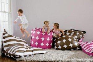 Мебель в детской: функциональные возможности и украшение фото