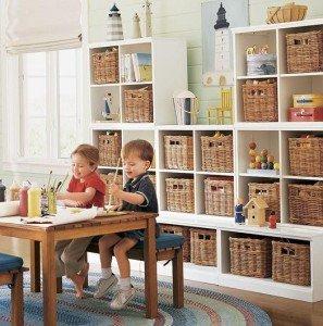 На фото - варианты интерьера детской комнаты, rudating.biz