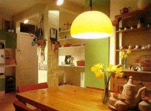 На фото - правила по освещению квартиры, masterotvetov.com