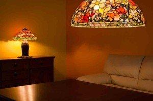 На фото - грамотное освещение квартиры, dis.4in.ru