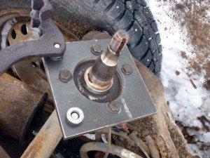 Фото использования фланцевого болта в машиностроении, kadett-club.ru